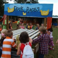 Compete at the Duck Races