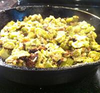 Stovetop Fried Okra – Healthy Garden Treat