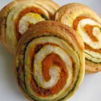 Recipe For Pumpkin Pesto Pinwheel