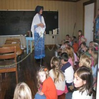 Tour the Old Fashioned School House