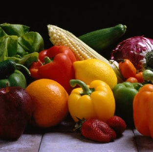 Eating Healthy With Fruits And Vegetables
