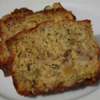 Recipe For Pumpkin Seed Banana Bread