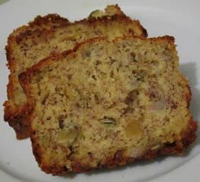 Recipe For Pumpkin Seed Banana Bread